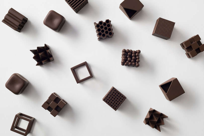 NUVO Daily Edit: Nendo Chocolates