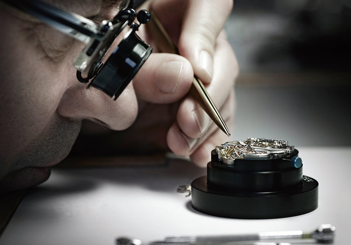 NUVO Magazine Spring 2015: Mastery of Technique; Jaeger-LeCoultre