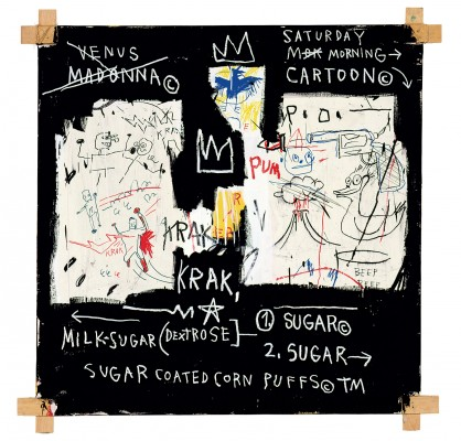 NUVO Daily Edit: Jean-Michel Basquiat: Now's the Time