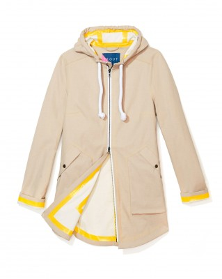 NUVO Daily Edit: Trout Rainwear