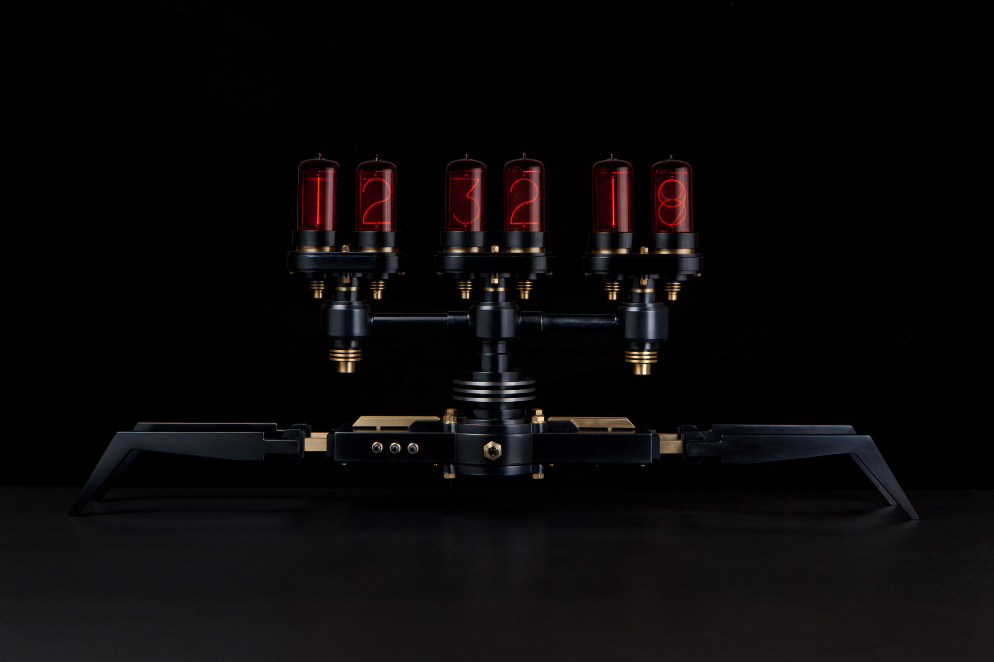 NUVO Daily Edit: Nixie Machine