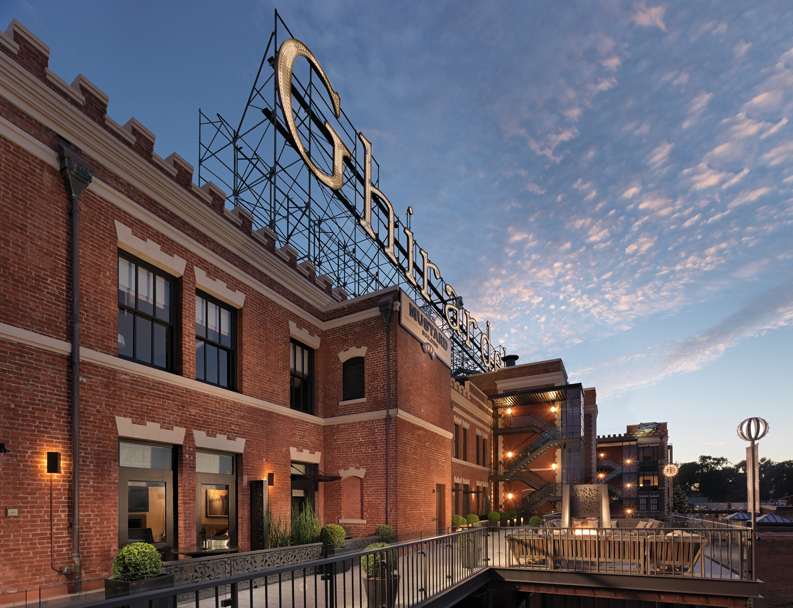 NUVO Daily Edit: Fairmont Heritage Place, Ghirardelli Square