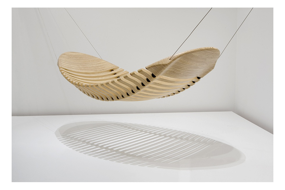 NUVO Daily Edit: Wooden Hammock