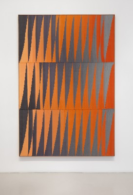 NUVO Daily Edit: Brent Wadden's Woven Paintings