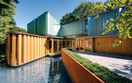 NUVO Magazine: Integral House