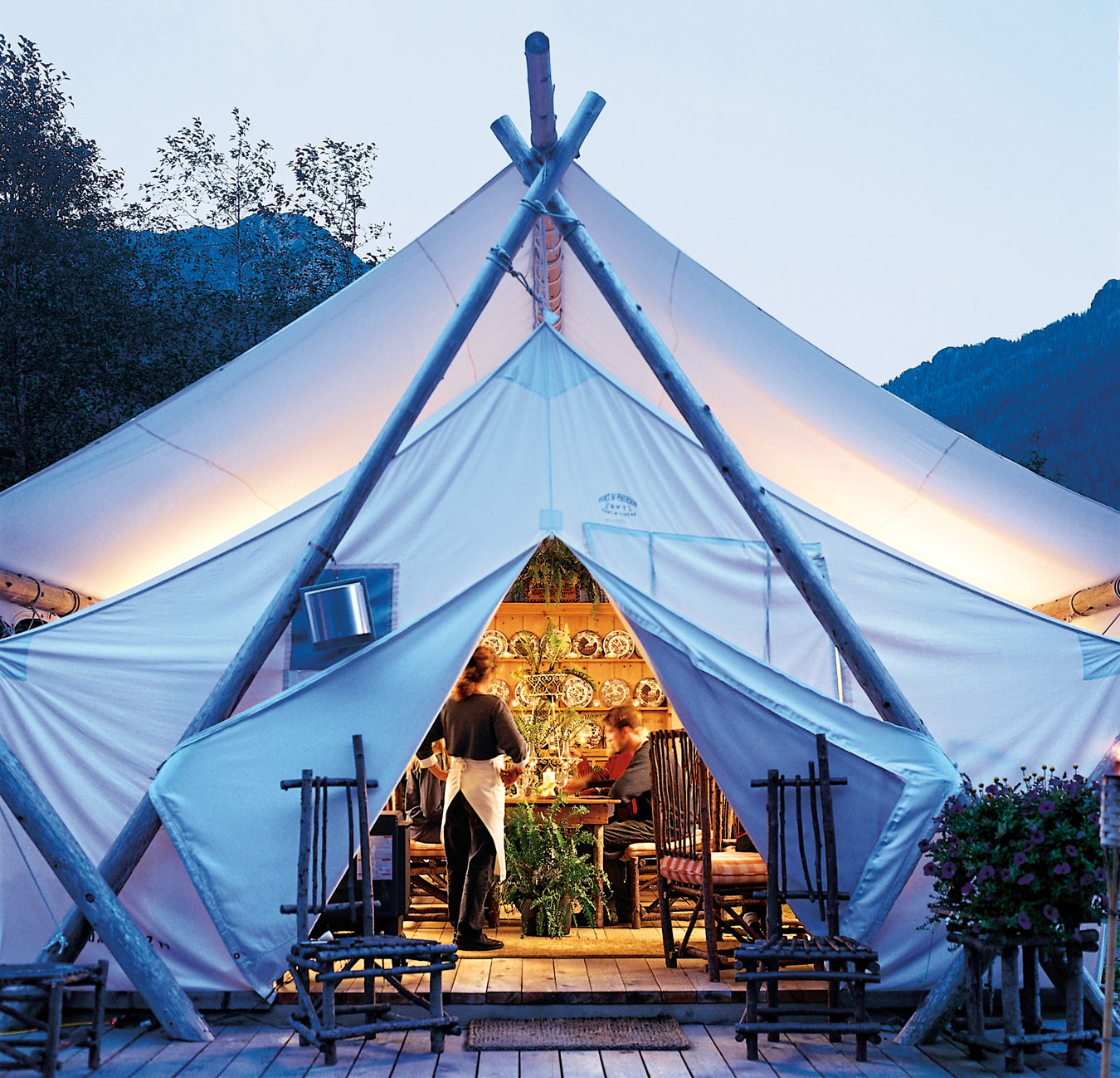 NUVO Magazine: Clayoquot Wilderness Resort