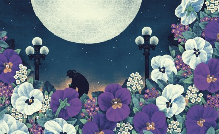 NUVO Summer 2015: Gardening by Moonlight
