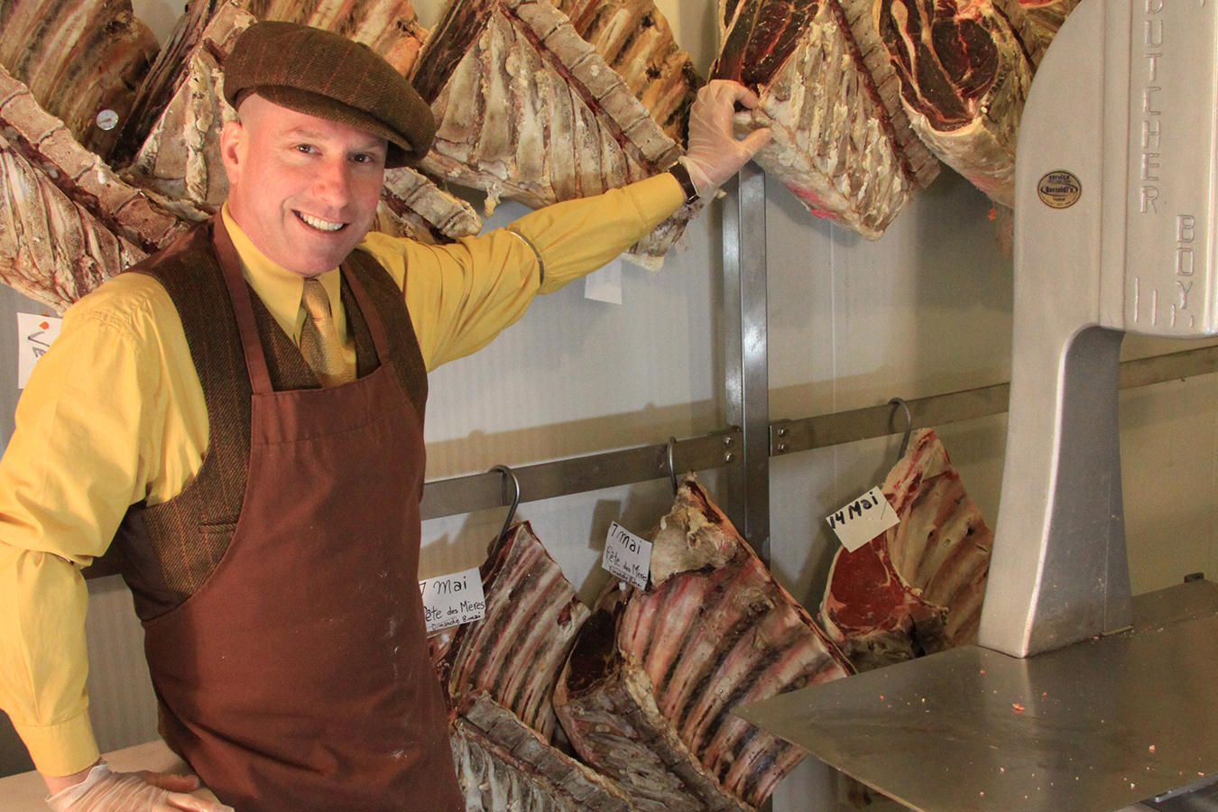 NUVO Spring 2015: FYI Food, The Butcher's Trade