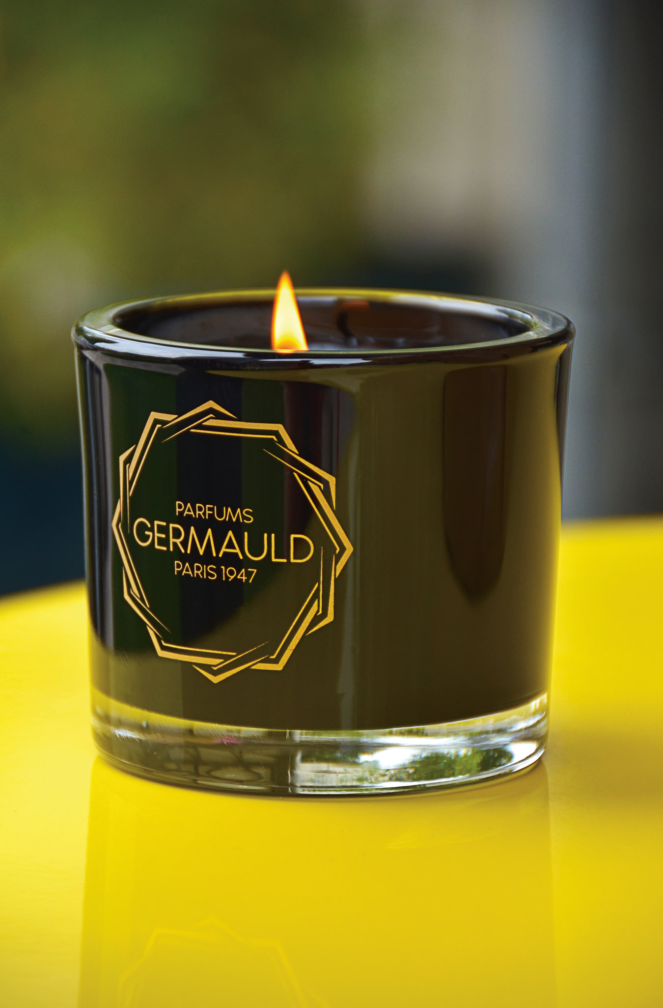 French Candle Maker Germauld
