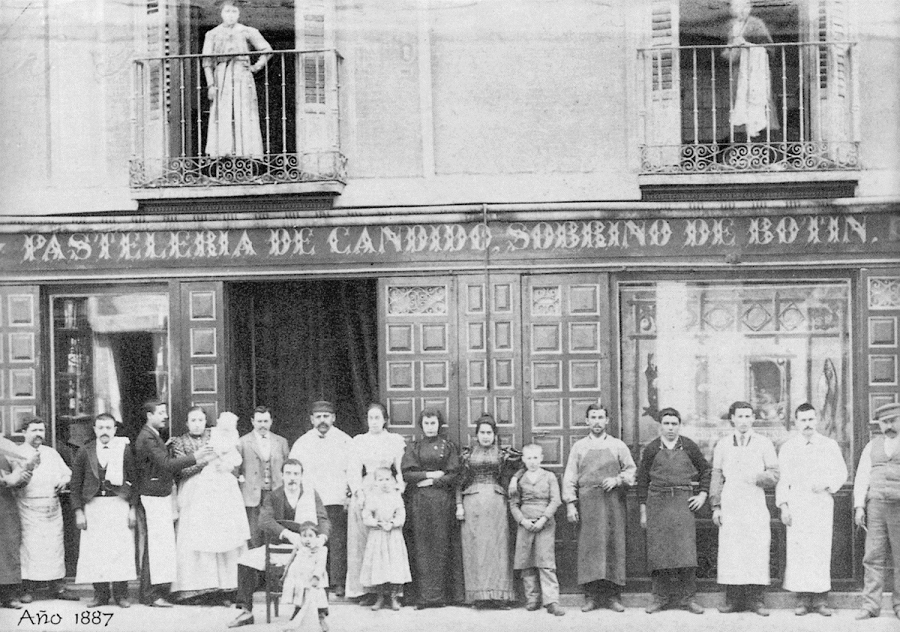 Daily Edit: The Oldest Restaurant in the World