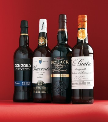 NUVO autumn 2015: Sherry Fever, FYI Drink