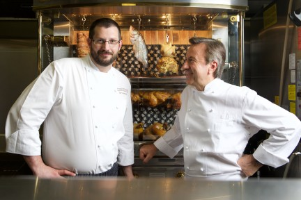 NUVO winter 2015: Cafe Boulud, Of Note