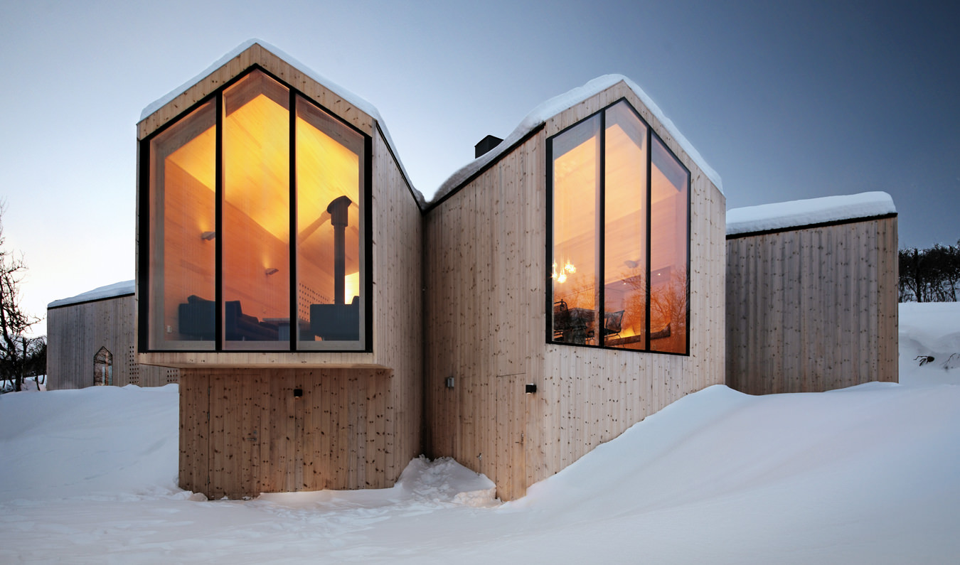 NUVO Winter 2015: Reiulf Ramstad's Architecture
