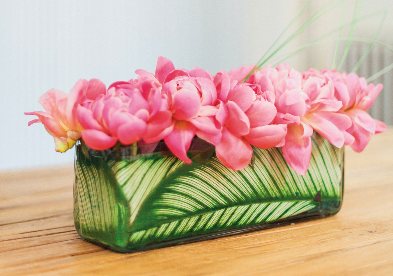 NUVO Winter 2015: Floral Designer Caroline Bailly, FYI Talent