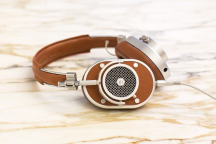 Master & Dynamic's MH40 Over Ear Headphones
