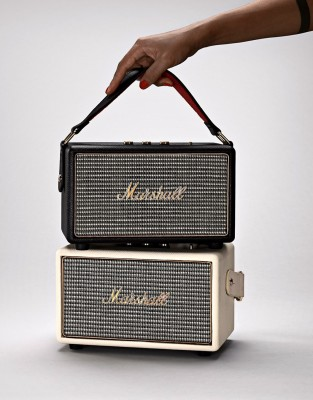 NUVO Winter 2015: Marshall Speakers and Headphones, Of Note