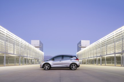 Daily Edit: Chevrolet Bolt EV
