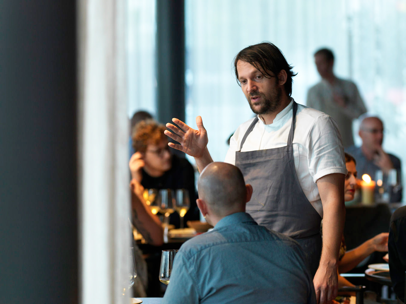 Daily Edit: Sydney's Noma, Chef Rene Redzepi