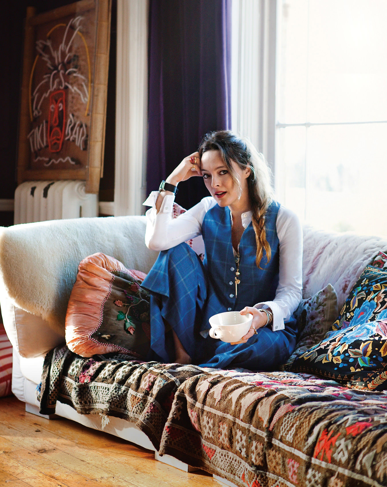NUVO Spring 2016: Alice Temperley, Chronicle