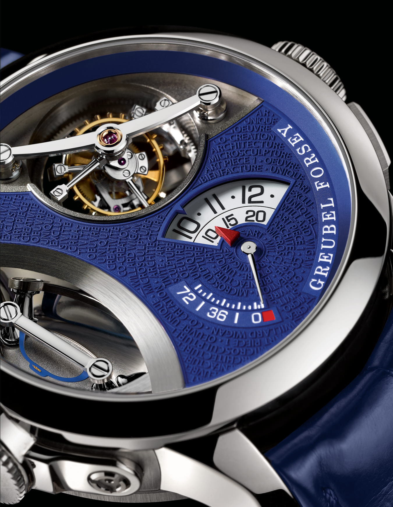 NUVO Spring 2016: Greubel Forsey, Chronicle