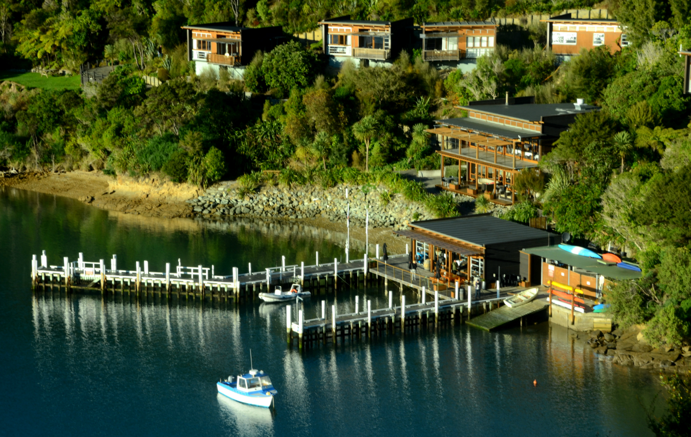 Daily Edit: 3 New Zealand Luxury Lodges