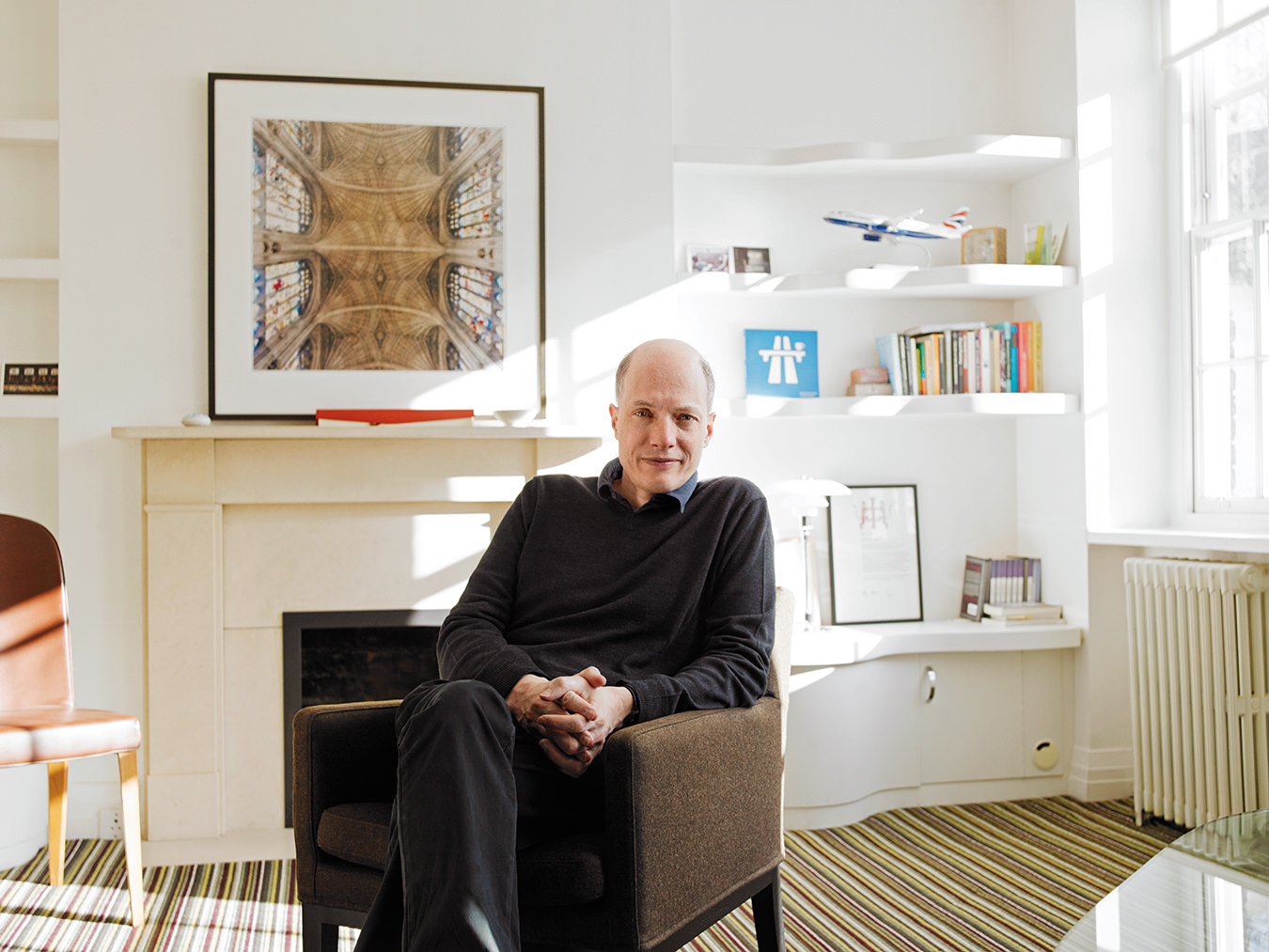 NUVO Summer 2016: Alain de Botton, Chronicle