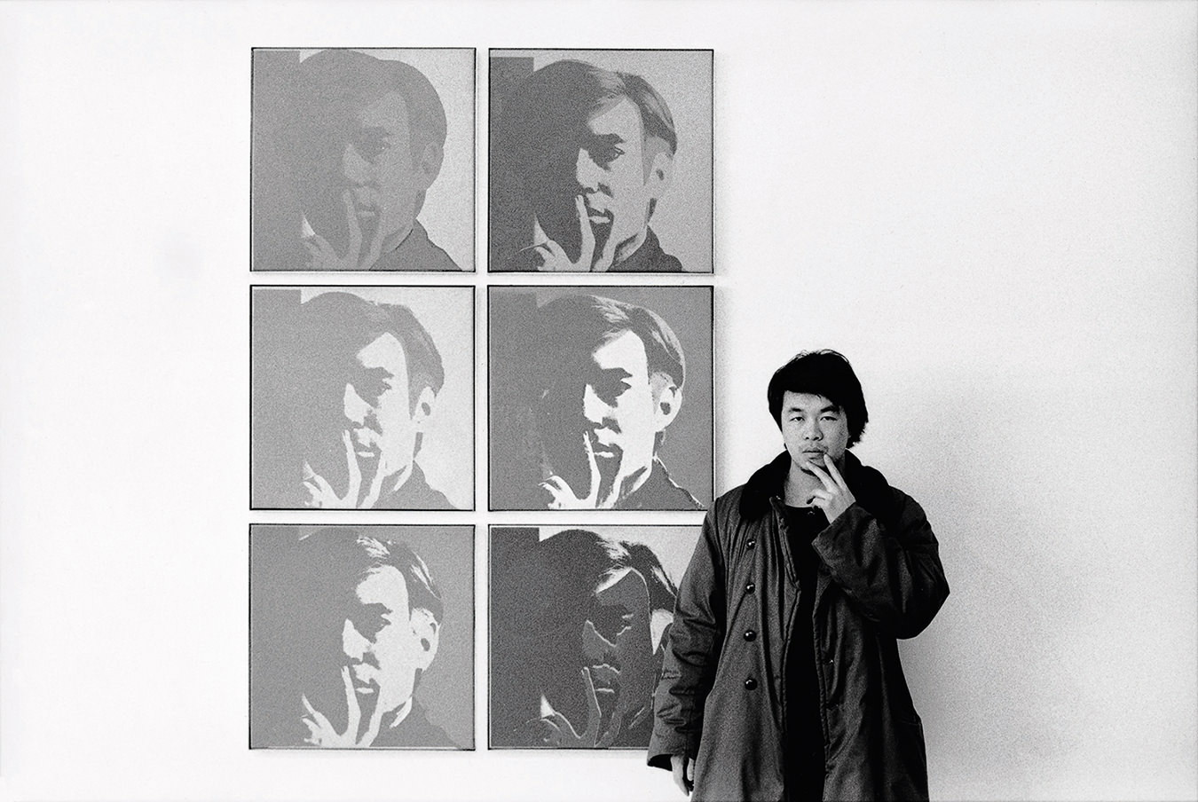 Daily Edit: Andy Warhol | Ai Weiwei