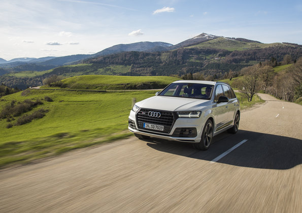Daily Edit: 2018 Audi SQ7 TDI