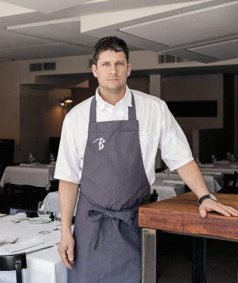 NUVO Summer 2016: Chef Francois Nadion, Chef's Table
