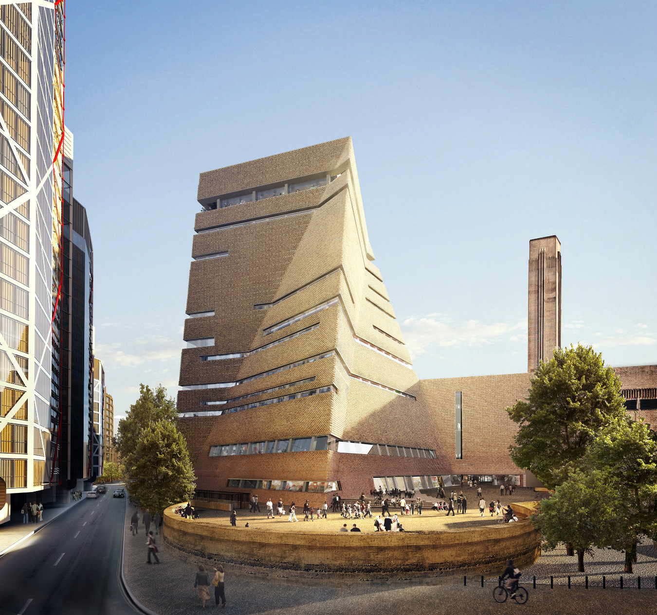 Daily Edit: Tate Modern's Switch House