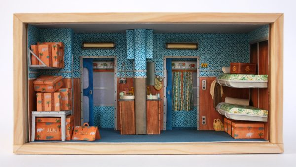 Daily Edit: Mar Cerdà's Wes Anderson Dioramas