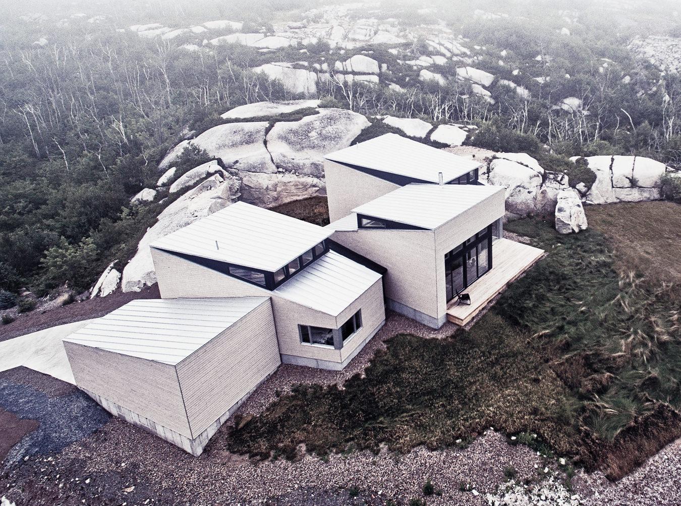 NUVO Autumn 2016: Architect Omar Gandhi, Chronicle