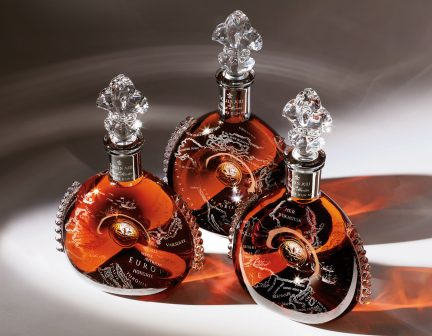 NUVO Autumn 2016: Louis XIII on the auction block, FYI Drink