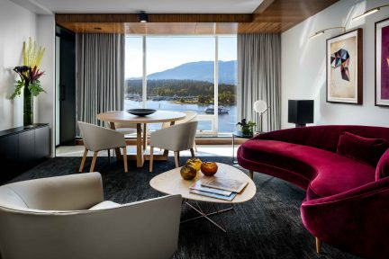 Fairmont Pacific Rim Owner's Suite