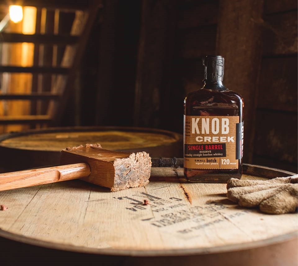 Knob Creek Single Barrel Reserve, Daily Edit
