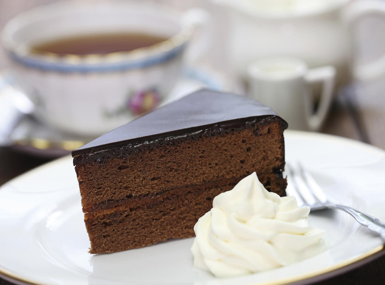 Winter 2016, FYI Food, Sachertorte