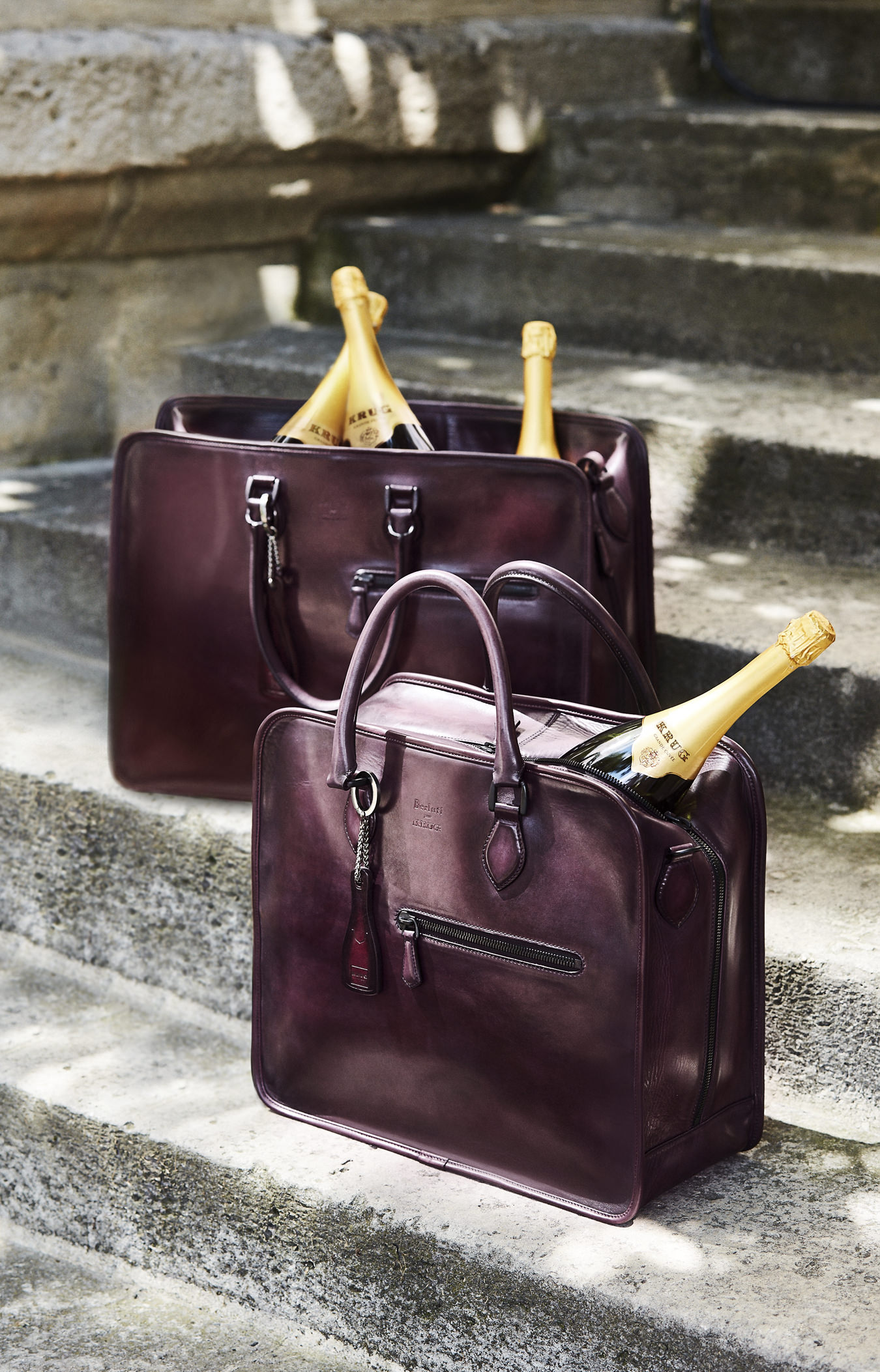 Winter 2016, Of Note, Berluti pour Krug