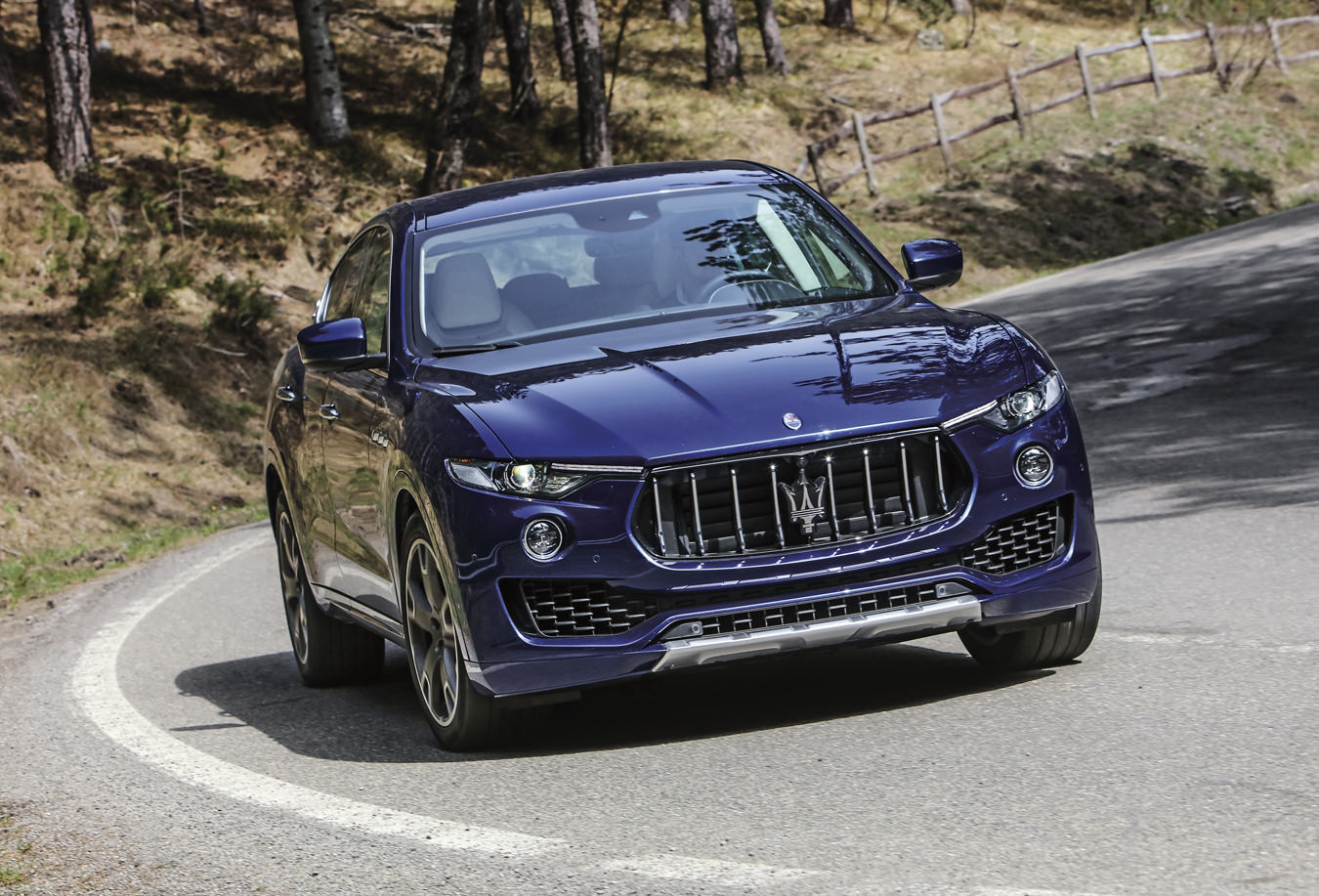 Winter 2016, Ticket to Ride, Maserati Levante