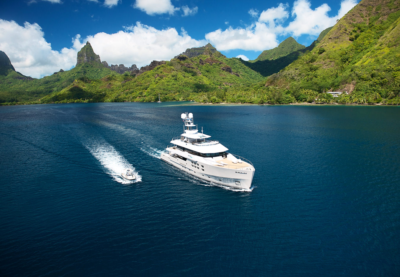 Summer 2017 Yacht Charter Expeditions