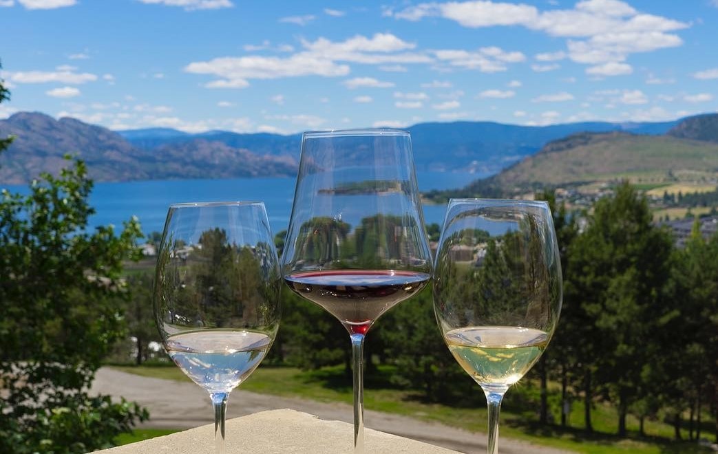 Mission Hill, Canadian Wines