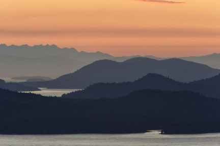A Guide to the Gulf Islands, Daily Edit