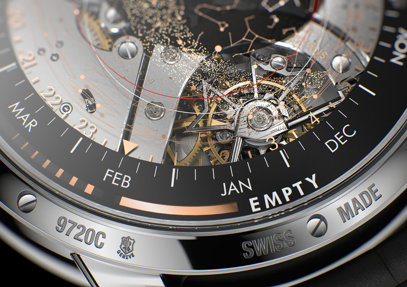 Astronomical Watches, Summer 2017, Chronicle