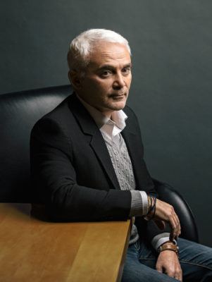 Frank Giustra, Wheel of Fortune, Summer 2017