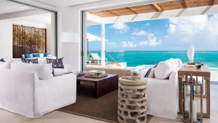 Beach Enclave North Shore, Turks and Caicos, Summer 2017, Of Note