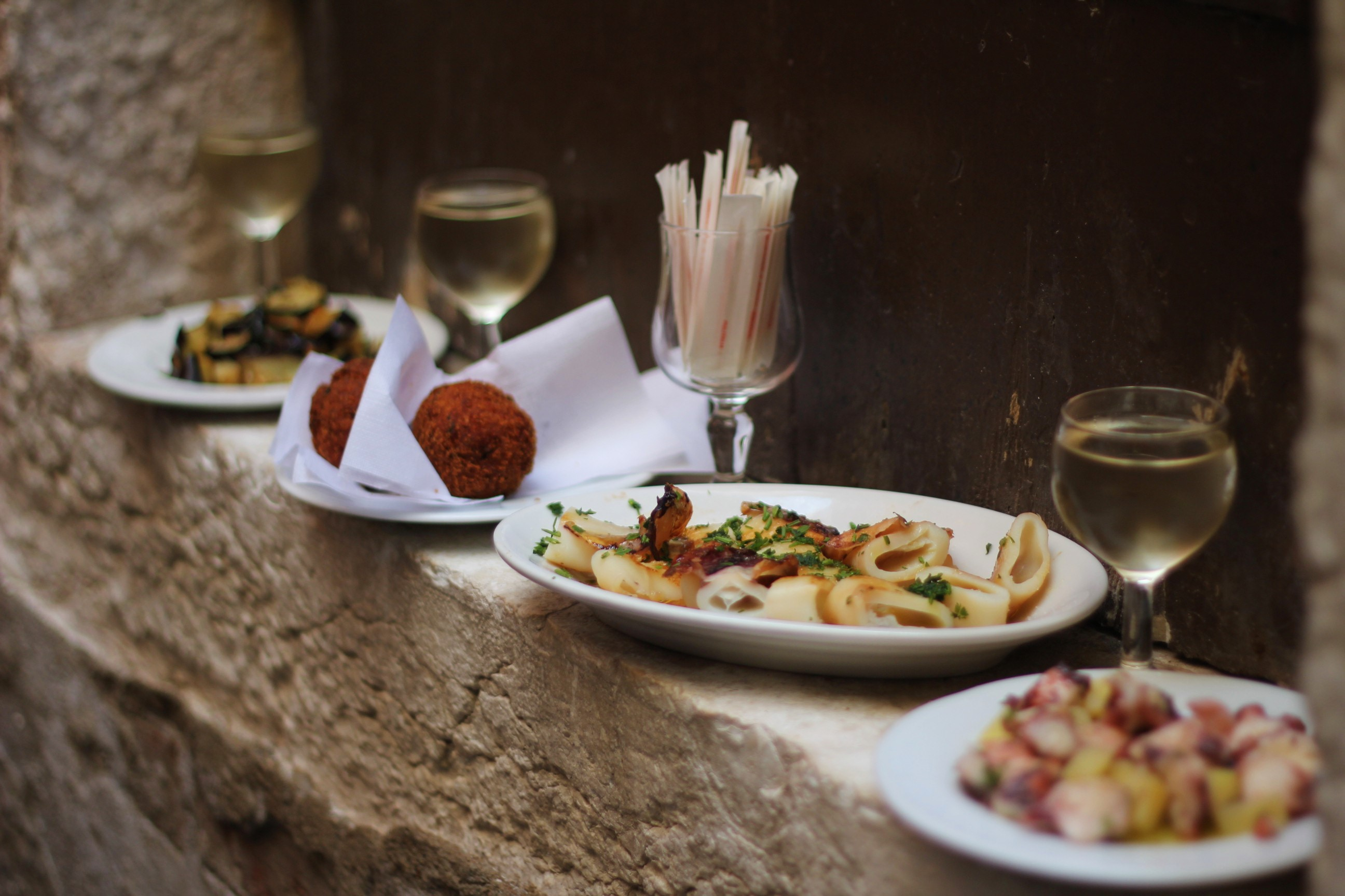 Dining in Venice, Daily Edit