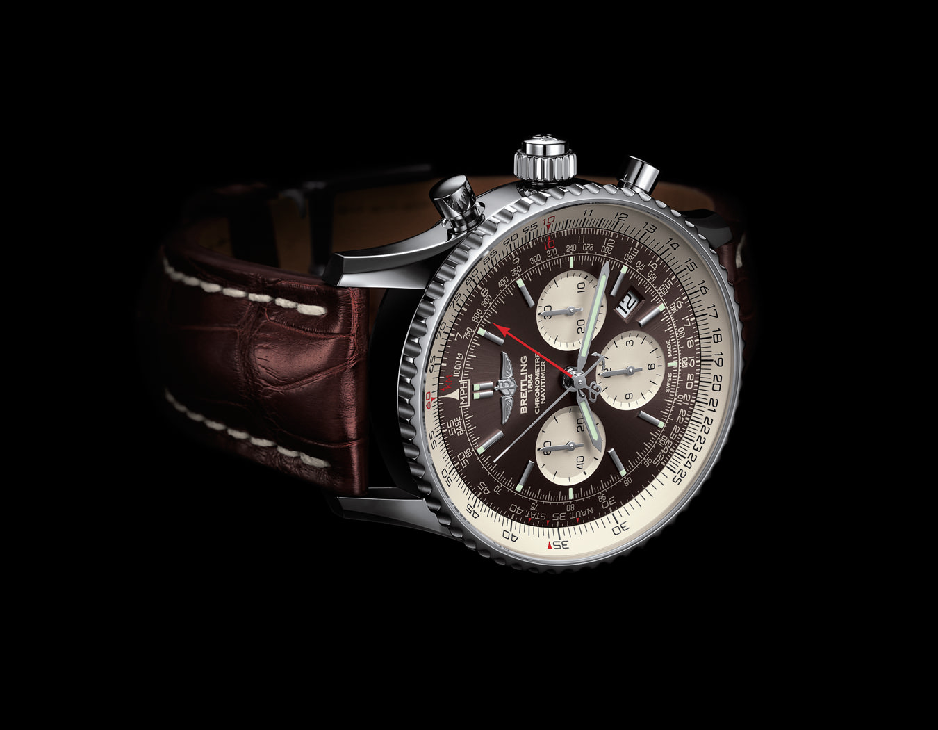 The New Era Of Breitling Nuvo