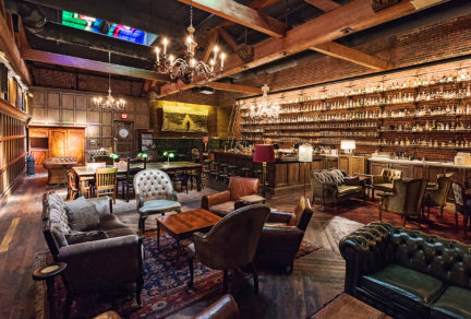 Multnomah Whiskey Library, Inquiring Minds, Autumn 2017