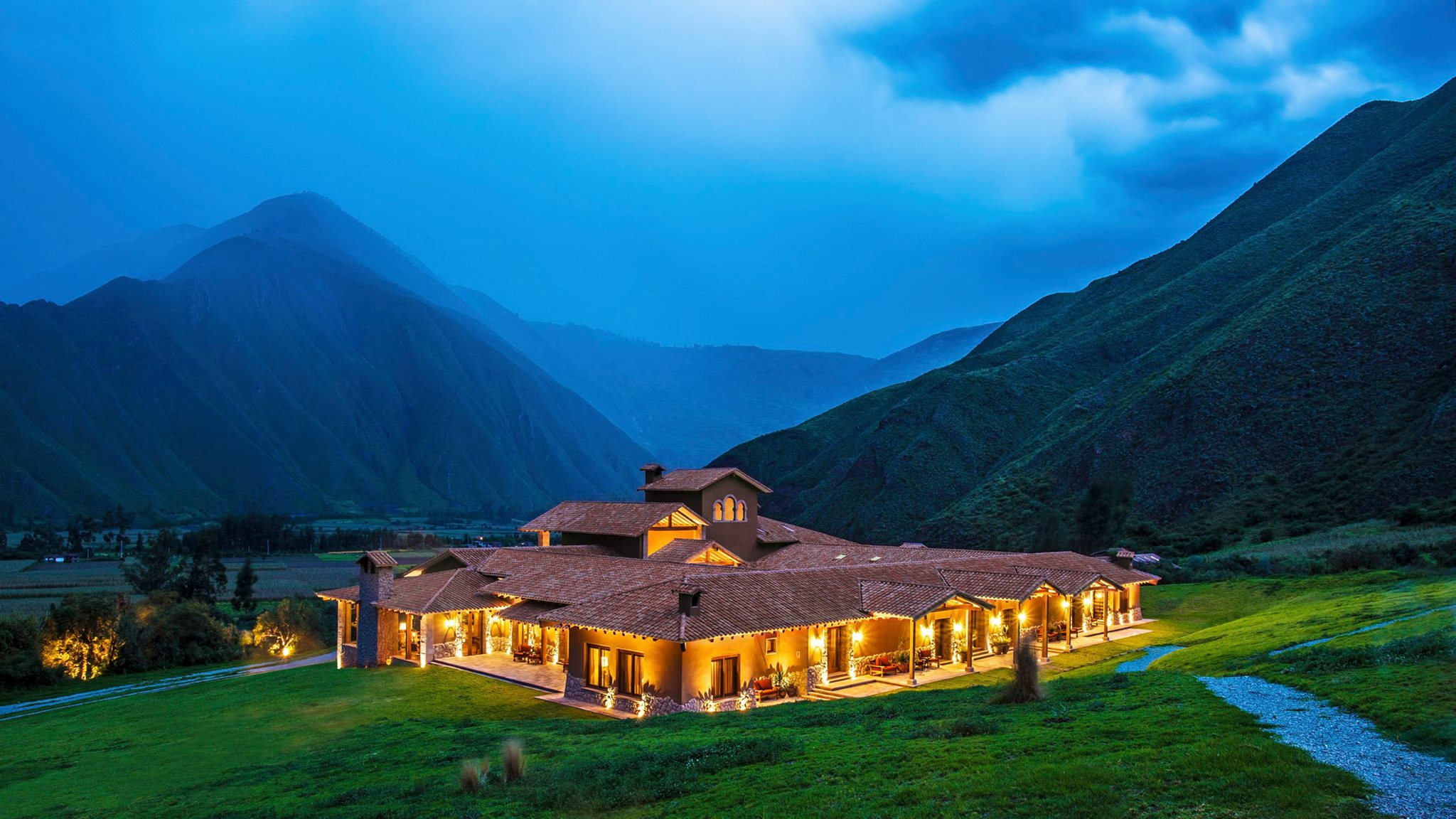 Dream Vacations in Peru