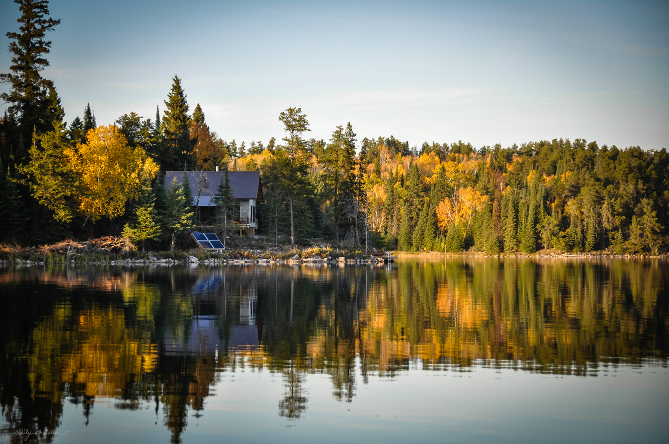 Manitoba's Falcon Trails Resort