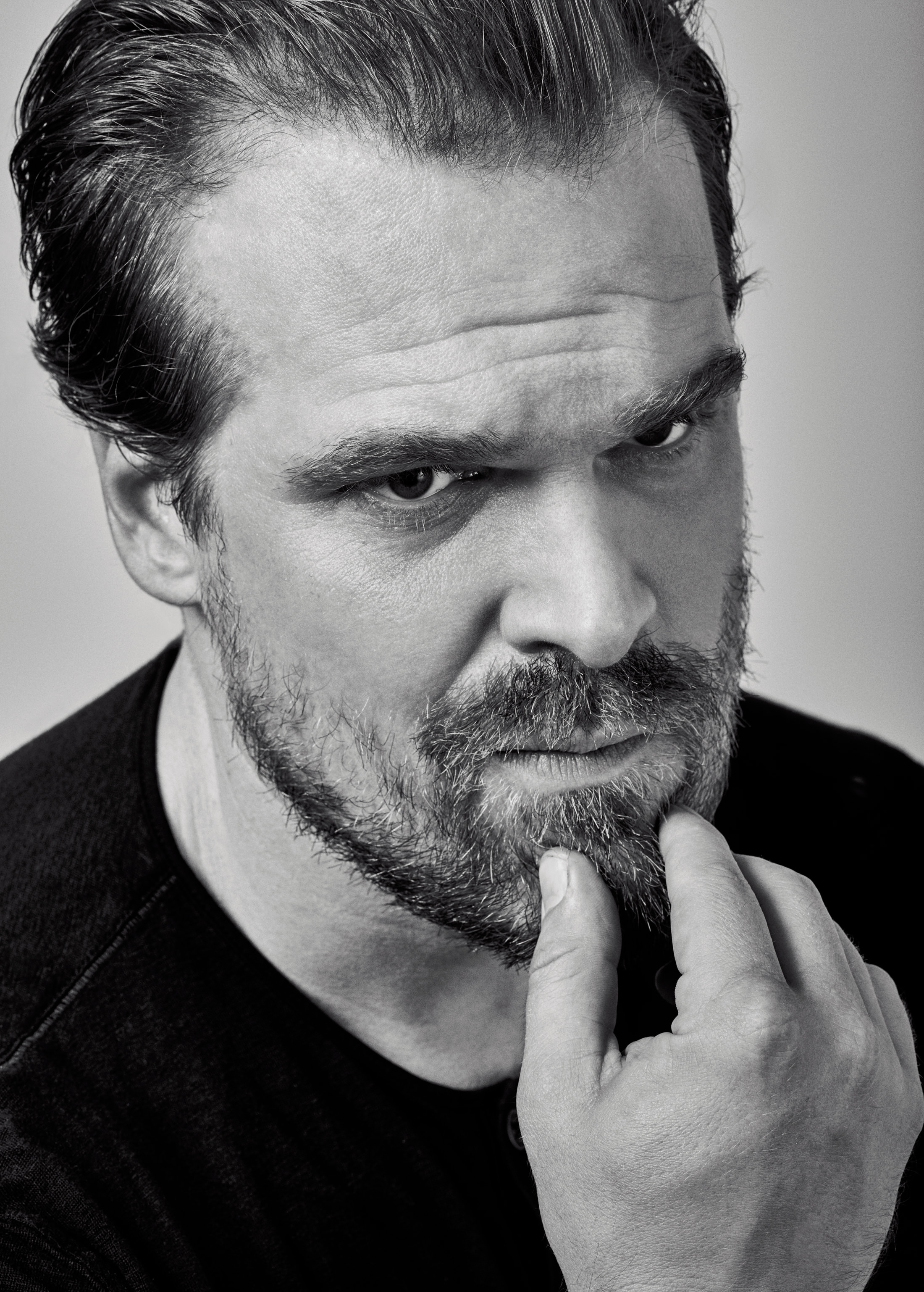 David Harbour, Chronicle, Winter 2017